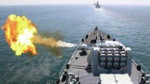 """""""Contro il pericolo della Russia""""… flotta Usa con 1000 missili entra nel Mediterraneo"""