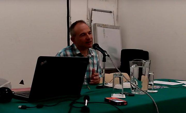 Presentación en México del proyecto de la Nación Humana Universal