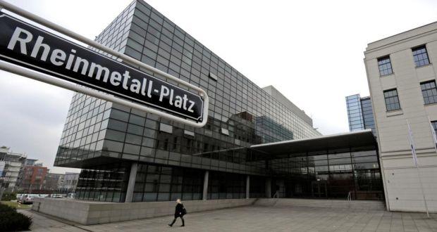 Rete Disarmo e Fondazione Finanza Etica all'Assemblea di Rheinmetall oggi a Berlino