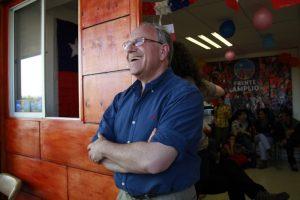 Tomás Hirsch presentará proyecto ley para fortalecer participación ciudadana
