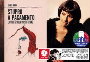Il mio viaggio nella prostituzione: tour italiano di Rachel Moran