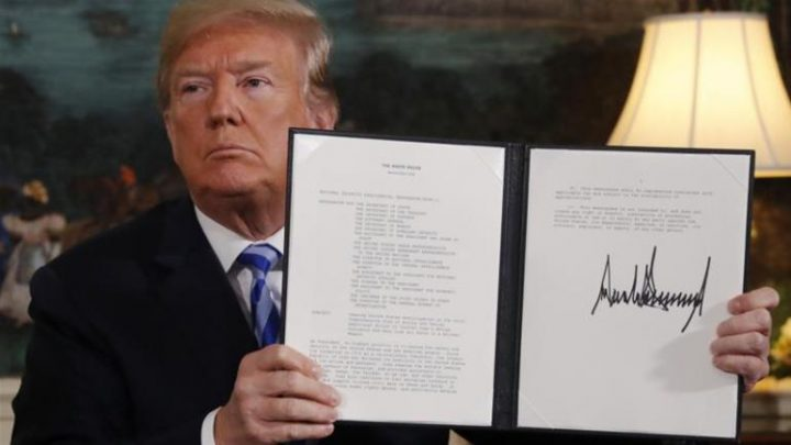 EE. UU. acaba de declarar la guerra a Irán