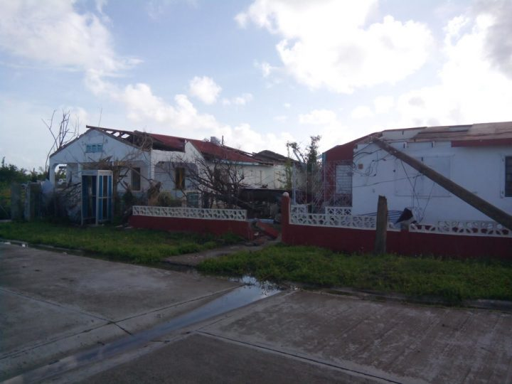 'Land grab' on hurricane-hit Barbuda could leave the island almost entirely owned by banks
