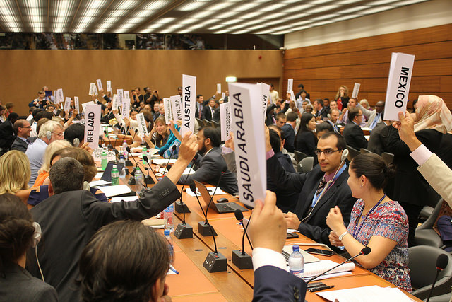Cargos Políticos apoyan a Beatrice Fihn de ICAN – Nobel de Paz 2017