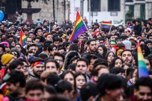 Las postales que dejó la Marcha del Orgullo 2018 en Santiago