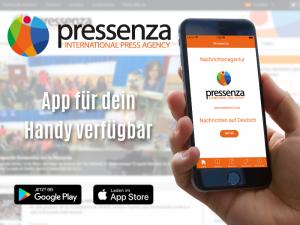Die Pressenza-App ist da – Journalismus für Frieden und Gewaltfreiheit direkt auf dein Handy
