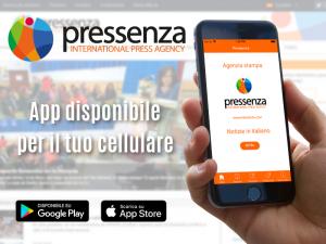Ora in tutte le lingue l'APP per leggere Pressenza sul proprio smartphone in tempo reale