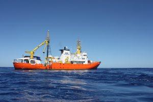 Testimonio desde el barco Acuario