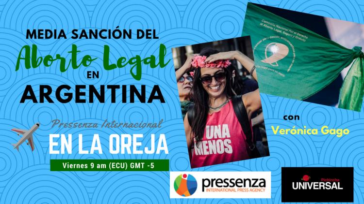 aborto legal Argentina Verónica Gago