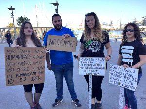 Más de una treintena de colectivos sociales valencianos exigen un cambio real de las políticas migratorias