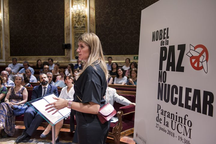 Winds of Change:  Spain's Role Towards a Nuclear-Free World