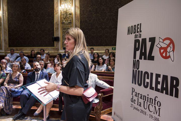Vientos de cambio: El papel de España hacia un mundo libre de armas nucleares