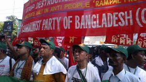 Bangladesh: protestas tras el asesinato de Shahjahan Bachchu