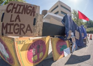 Calls to abolish ICE grow as encampments multiply across the country
