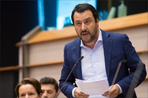 Matteo Salvini y cultura política patriarcal
