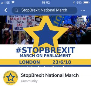 Anti-Brexit protest: 100,000, perhaps many more, demand a say