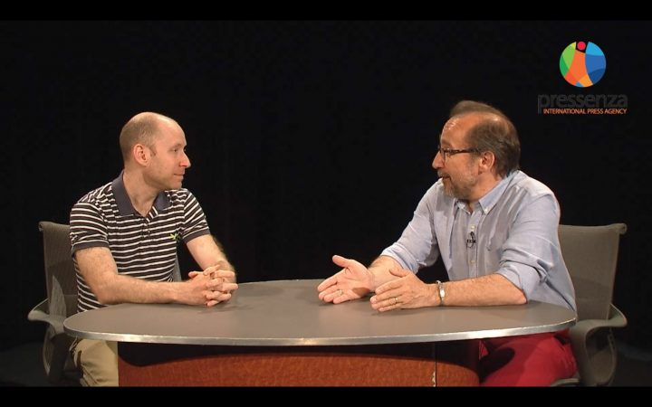 Face 2 Face with Matthew Shapiro
