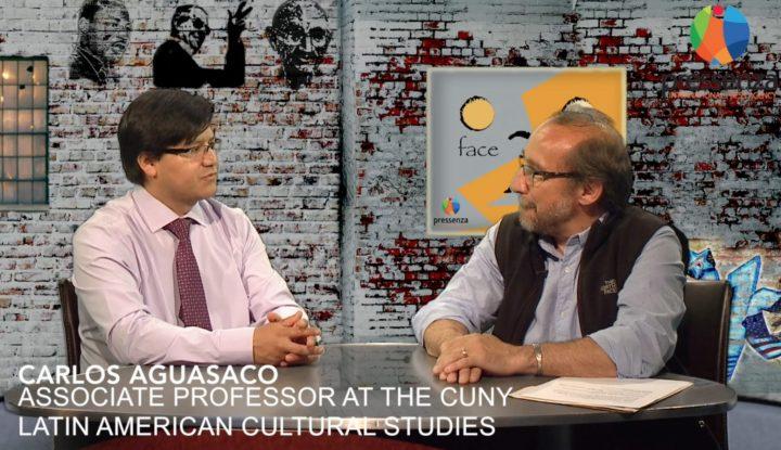 Face 2 Face with Carlos Aguasaco