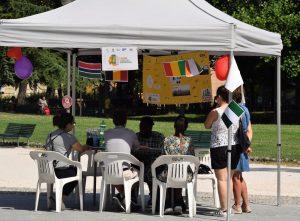 Testimonios y acciones de integración en Cremona gracias a la Biblioteca Viva