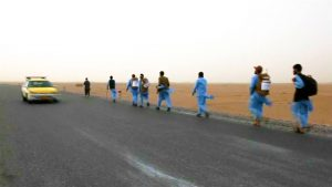 Afghan Peace Activists Finish 435-Mile March to Kabul, Demand Extension of Ceasefire