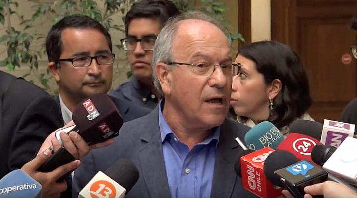 Tomás Hirsch respecto del robo del Litio en Chile