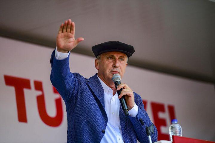 Ince, l'insegnante che potrebbe sconfiggere Erdogan