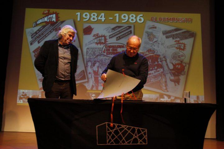 """""""El Humanista"""" fue donado al Museo de la Memoria y los Derechos Humanos"""