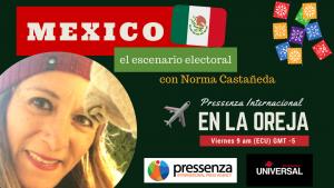 Las próximas elecciones en México presentadas por Norma Castañeda, socióloga