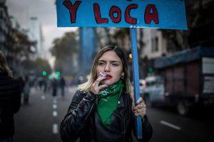 Todxs juntxs por Ni Unx Menos y Aborto Legal Ya