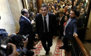 Corruption ends Rajoy's term and puts socialist Pedro Sánchez as president