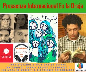 Elecciones colombianas en Pressenza Internacional En la Oreja 01-06-2018