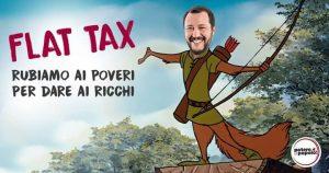 ¡Gobierno, los ricos primero!
