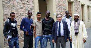 Einige schrumpfende italienische Städte in Kalabrien verändern sich dank der Flüchtlinge