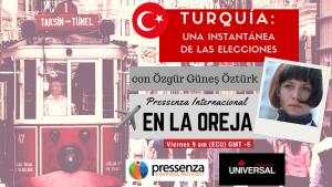 Turquía: una instantánea de las elecciones con Özgür Güneş Öztürk