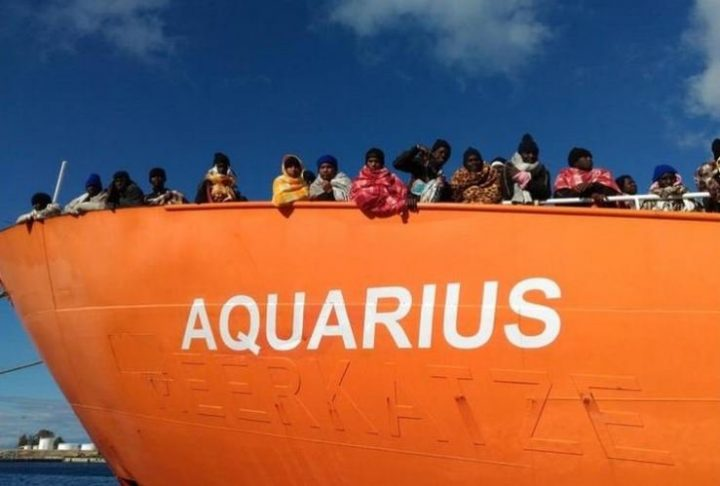 Aquarius: i comboniani fanno appello a Conte