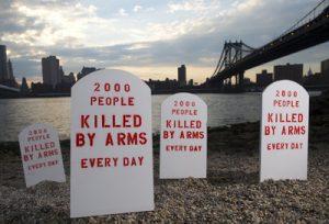 Erradicación del tráfico de armas ligeras: dos semanas de reuniones en la ONU entre gobiernos y sociedad civil