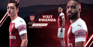 Ρουάντα και Άρσεναλ: Όταν οι φτωχοί δίνουν χορηγίες στους πλούσιους