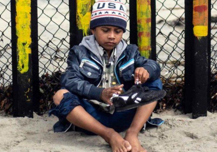 I bambini separati al confine e l'immigrazione: da Trump a Biden