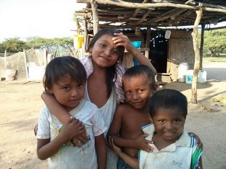Emberà, Colombia: il villaggio di sole donne e bambini