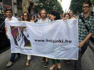 Hungarian government marks world refugee day by passing law to jail helpers