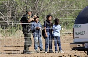 Children as bargaining chips for dehumanization