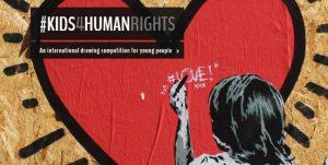 Concurso Internacional de Dibujo UNIS GINEBRA y OACNUDH «Niños por los Derechos Humanos»