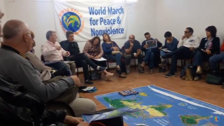 (Vídeo) Como Criar Condições para a 2ª Marcha Mundial pela Paz e pela Não-Violência