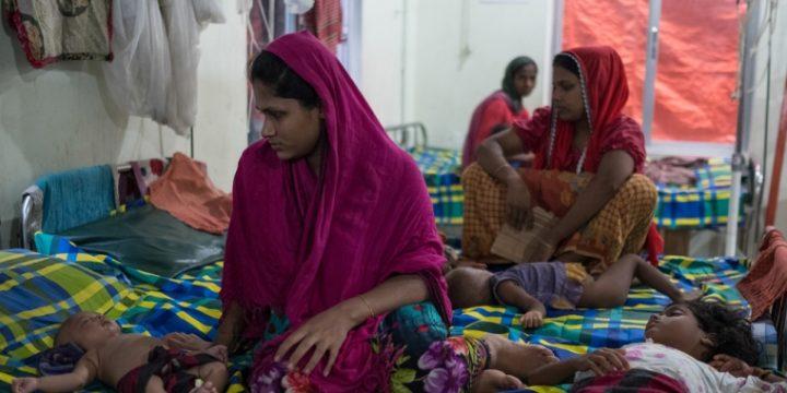 Bangladesh, MSF abre una nueva sala de maternidad. Cuatro de cada diez nuevas madres son víctimas de la violencia