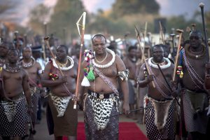 Cosa sta succedendo in Swaziland?