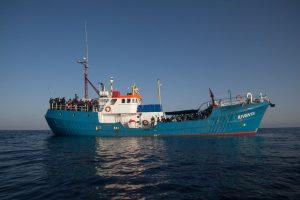 Iuventa, la nave che ha salvato migliaia di vite. Un docufilm sulla speranza e l'utopia