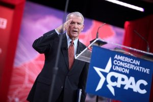 Oliver North Is The New President Of The NRA