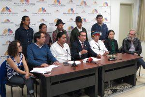 Ecuador: Sector Comunitario presenta proyecto de reforma a la Ley de Comunicación