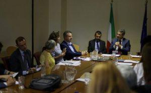 23 associazioni ambientaliste hanno incontrato il Ministro Costa