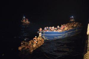 Salvate la gente in mare – Appello alla Guardia Costiera italiana